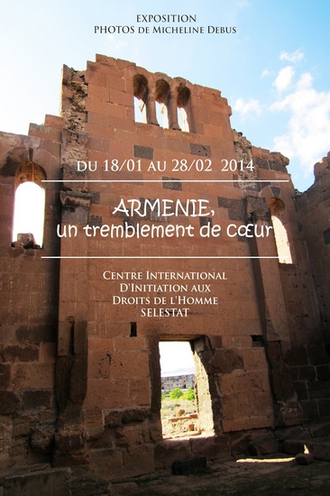 Film tremblement de terre armenie